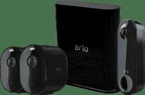 Arlo Pro 3 Zwart Duo Pack + Wire Free Video Doorbell