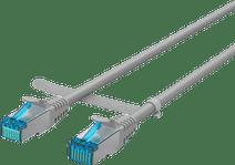 BlueBuilt Netwerkkabel STP CAT6 3 meter grijs