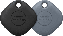 Samsung Galaxy SmartTag+ Black + Denim Blue Duo Pack
