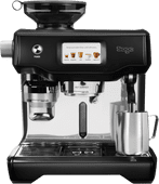 Sage the Oracle Touch Black Truffel Sage koffiemachines
