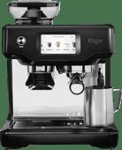 Sage the Barista Touch Black Truffel Sage koffiemachines