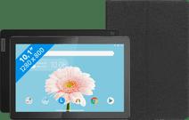 Lenovo Tab M10 2GB 32GB WiFi Black + Lenovo Book Case Black