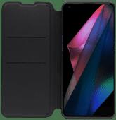 OPPO Find X3 Pro Book Case Zwart