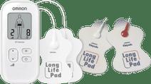 Omron E3 Intense TENS + LongLife Electrode Pads