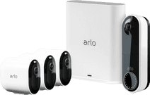 Arlo PRO 3 3-Pack + Wire Free Video Doorbell Wit