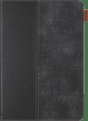 Gecko Covers ColorTwist Easy Click Apple iPad (2021/2020) Book Case Zwart/Blauw