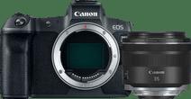Canon EOS R + RF 35mm f/1.8 Macro IS STM