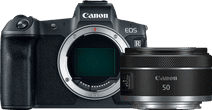 Canon EOS R + RF 50mm f/1.8 STM