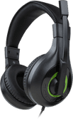 Bigben Bedrade Stereo Gaming Headset V1 Zwart & Groen