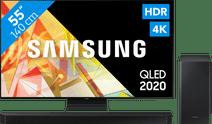 Samsung QLED 55Q95TC + Barre de Son