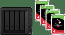 Synology DS420+ + 16TB (4x4TB)