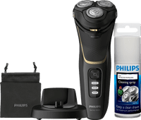 Philips Series 3000 S3333/54 + Spray Nettoyant