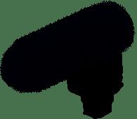 Sony ECM-B1M Shotgun Microfoon