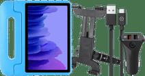 Samsung Galaxy Tab A7 Kinder Autopakket Blauw