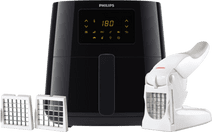 Philips Airfryer XL HD9270/90 + Coupe-frites
