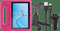 Lenovo M10 Kinder Autopakket Roze