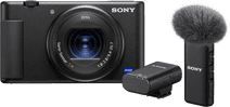 Sony ZV-1 Vlog + ECM-W2BT Microphone
