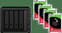Synology DS920+ + 12TB (4x3TB)
