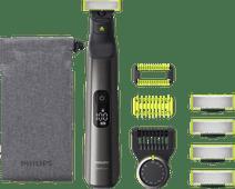 Philips OneBlade Pro QP6550/30 + 4 mesjes