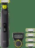Philips OneBlade Pro QP6530/31 + 4 lames