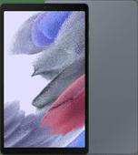 Samsung Galaxy Tab A7 Lite 32 Go Wifi + 4G Noir + Samsung Book Cover Gris