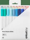 Cricut Joy Permanent Fine Point Pen Set 30-pack Ultimate
