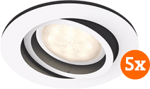Philips Hue Milliskin inbouwspot White Ambiance Wit - rond 5