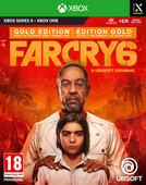 Far Cry 6 Gold Edition Xbox One and Xbox Series X