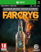 Far Cry 6 Ultimate Edition Xbox One and Xbox Series X