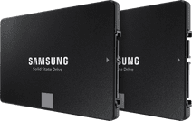 Samsung 870 EVO 2.5 inches 500GB Duo Pack