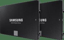 Samsung 870 EVO 2,5 inch 2TB Duo Pack