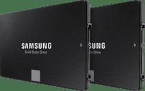 Samsung 870 EVO 2,5 inch 4TB Duo Pack