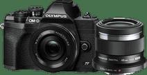 Olympus OM-D E-M10 Mark IV Noir + EZ 14-42 mm f/3.5-5.6 + M.Zuiko Digital 45 mm f/1.8
