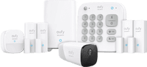 Eufy Home Alarm Kit 7-delig + Eufycam 2 Pro