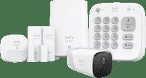 Eufy Home Alarm Kit 5-delig + Eufycam 2 Pro