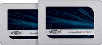 Crucial MX500 500 GB 2,5 inch Duo Pack