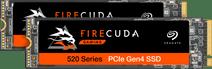 Seagate FireCuda 520 SSD 500GB Duo Pack