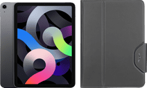 Apple iPad Air (2020) 10,9 Pouces 64 Go Wifi Gris Sidéral + Targus VersaVu Book Case