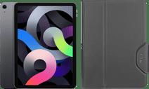 Apple iPad Air (2020) 10,9 Pouces 256 Go Wifi Gris Sidéral + Targus VersaVu Book Case