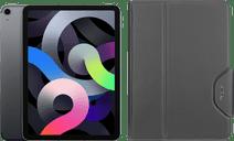 Apple iPad Air (2020) 10,9 Pouces 64 Go Wifi + 4G Gris Sidéral + Targus VersaVu Book Case