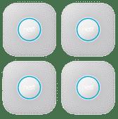 Google Nest Protect V2 Batterij 4-Pack
