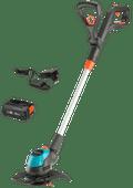 Gardena Trimmer EasyCut 23/18V P4A Set
