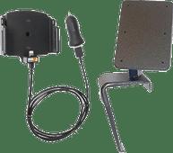 Brodit Universele Autohouder 75 - 89 mm Volkswagen Polo 2018-2021 met Lightning Oplader