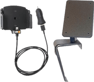 Brodit Universele Autohouder 62 - 77 mm Kia Niro 2020-2021 met Lightning Oplader