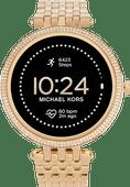 Michael Kors Darci Gen 5E Display MKT5127 Goud/Goud