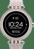 Michael Kors Darci Gen 5E Display MKT5129 Argent/Or Rose