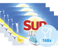Sun All-in-1 Citroen - 168 stuks