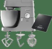 Kenwood Chef XL KVL4100 + Weegschaal