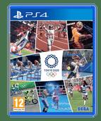 Jeux Olympiques de TOKYO 2020 - Le Jeu Officiel PS4