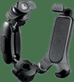 Lampa Opti-Bar Universele Telefoonhouder Scooter/Motor Achteruitkijkspiegel + Houder
